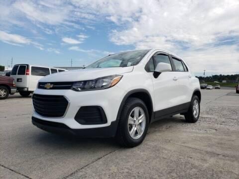 2017 Chevrolet Trax for sale at Hardy Auto Resales in Dallas GA