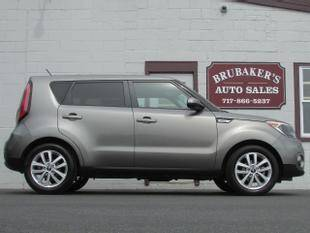 2018 Kia Soul for sale at Brubakers Auto Sales in Myerstown PA