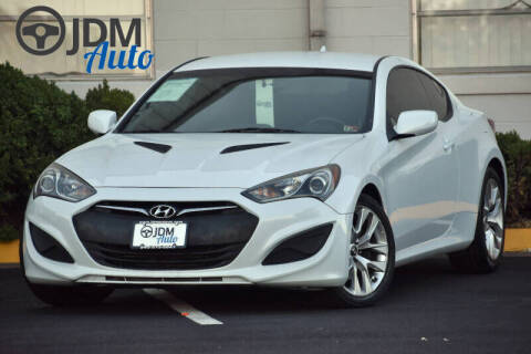 2013 Hyundai Genesis Coupe for sale at JDM Auto in Fredericksburg VA