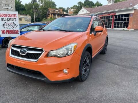 2014 Subaru XV Crosstrek for sale at Fellini Auto Sales & Service LLC in Pittsburgh PA
