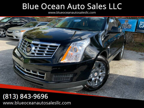 2013 Cadillac SRX for sale at Blue Ocean Auto Sales LLC in Tampa FL