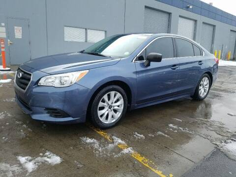 2017 Subaru Legacy for sale at A.I. Monroe Auto Sales in Bountiful UT