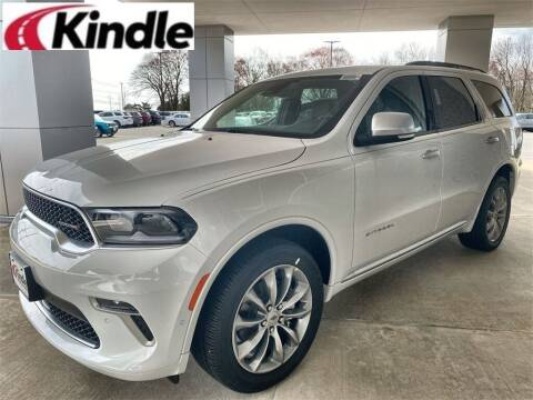 2021 Dodge Durango for sale at Kindle Auto Plaza in Middle Township NJ