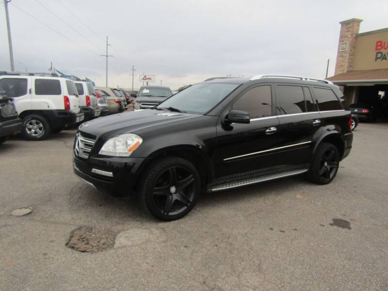2012 Mercedes-Benz GL-Class for sale at Import Motors in Bethany OK