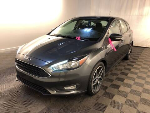 2017 Ford Focus for sale at Cypress Automart in Brookline MA
