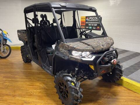 2021 Can-Am Defender MAX X mr HD10 Mossy O for sale at Lipscomb Powersports in Wichita Falls TX