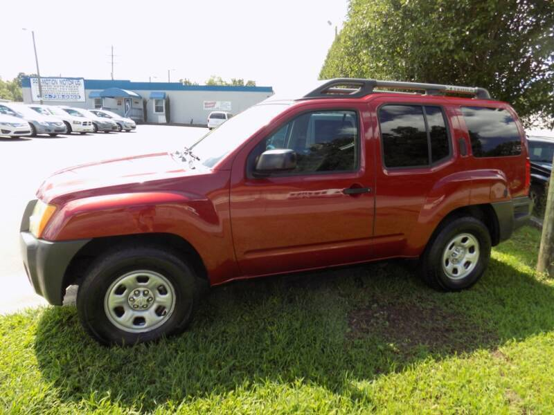 2008 Nissan Xterra for sale at Pro-Motion Motor Co in Lincolnton NC