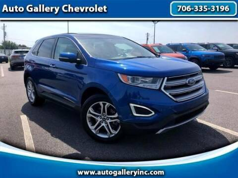 2018 Ford Edge for sale at Auto Gallery Chevrolet in Commerce GA