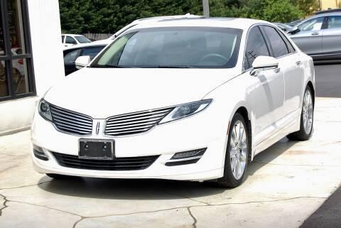 2014 Lincoln MKZ for sale at Avi Auto Sales Inc in Magnolia NJ
