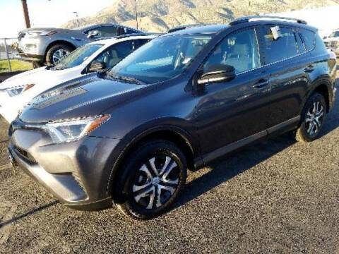 2017 Toyota RAV4 for sale at Painter's Mitsubishi in Saint George UT