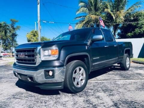 2014 GMC Sierra 1500 for sale at Venmotors LLC in Hollywood FL