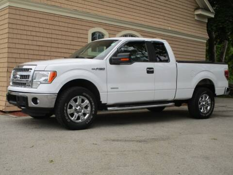 2014 Ford F-150 for sale at Car and Truck Exchange, Inc. in Rowley MA
