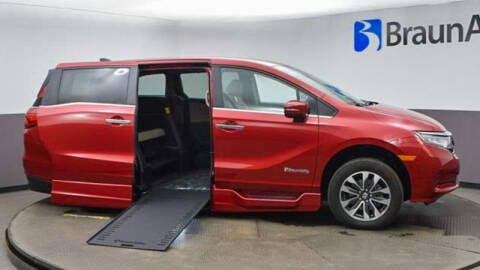 2022 Honda Odyssey for sale at A&J Mobility in Valders WI
