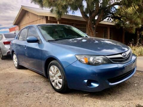 2010 Subaru Impreza for sale at Top Gun Auto Sales, LLC in Albuquerque NM