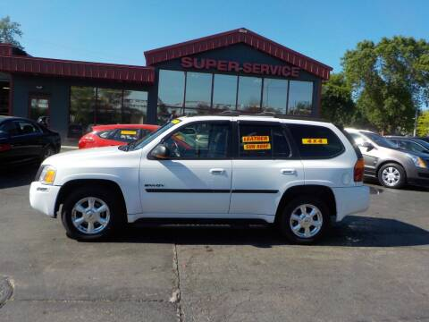 2006 GMC Envoy for sale at Super Service Used Cars in Milwaukee WI