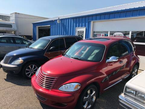 2004 Chrysler PT Cruiser for sale at AFFORDABLY PRICED CARS LLC in Mountain Home ID