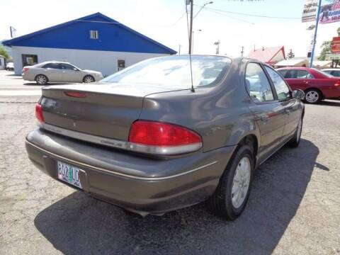 2000 Chrysler Cirrus