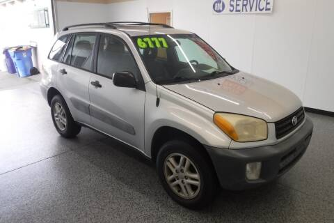 2001 Toyota RAV4 for sale at 777 Auto Sales and Service in Tacoma WA