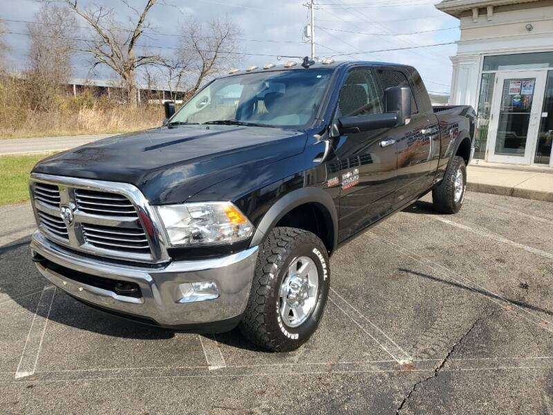 2013 RAM Ram Pickup 2500 for sale at Rick's R & R Wholesale, LLC in Lancaster OH