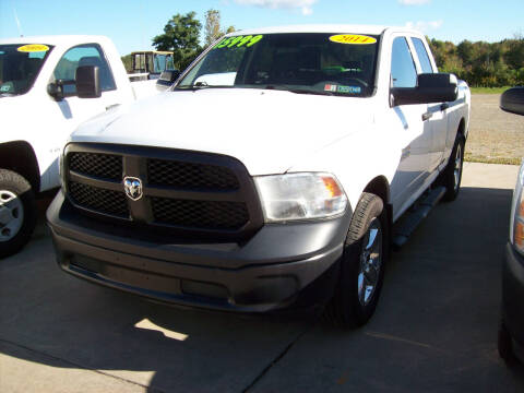 2014 RAM Ram Pickup 1500 for sale at Summit Auto Inc in Waterford PA