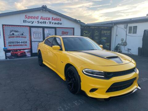 2018 Dodge Charger for sale at Speed Auto Sales in El Cajon CA