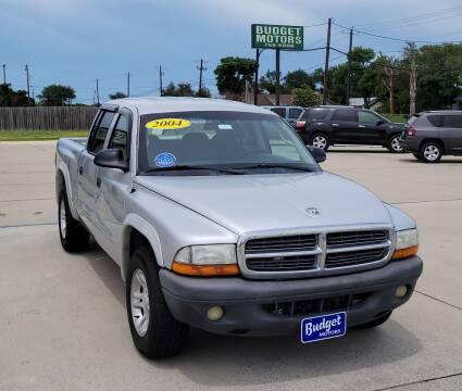 2004 Dodge Dakota for sale at Budget Motors in Aransas Pass TX