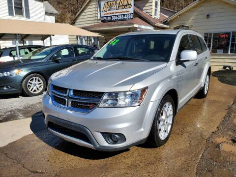 2012 Dodge Journey for sale at Auto Town Used Cars in Morgantown WV