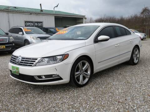 2013 Volkswagen CC for sale at Low Cost Cars in Circleville OH