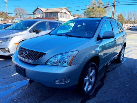 2007 Lexus RX 350 for sale at Dijie Auto Sale and Service Co. in Johnston RI