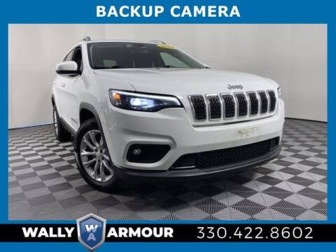 2019 Jeep Cherokee for sale at Wally Armour Chrysler Dodge Jeep Ram in Alliance OH