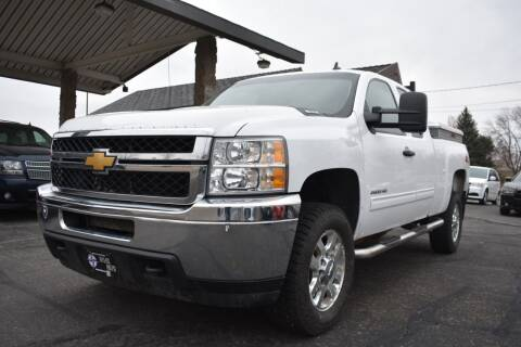 2012 Chevrolet Silverado 2500HD for sale at Atlas Auto in Grand Forks ND
