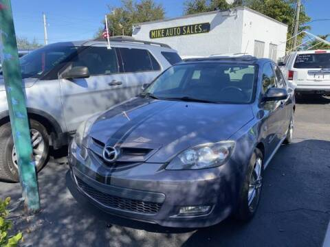 2008 Mazda MAZDA3 for sale at Mike Auto Sales in West Palm Beach FL
