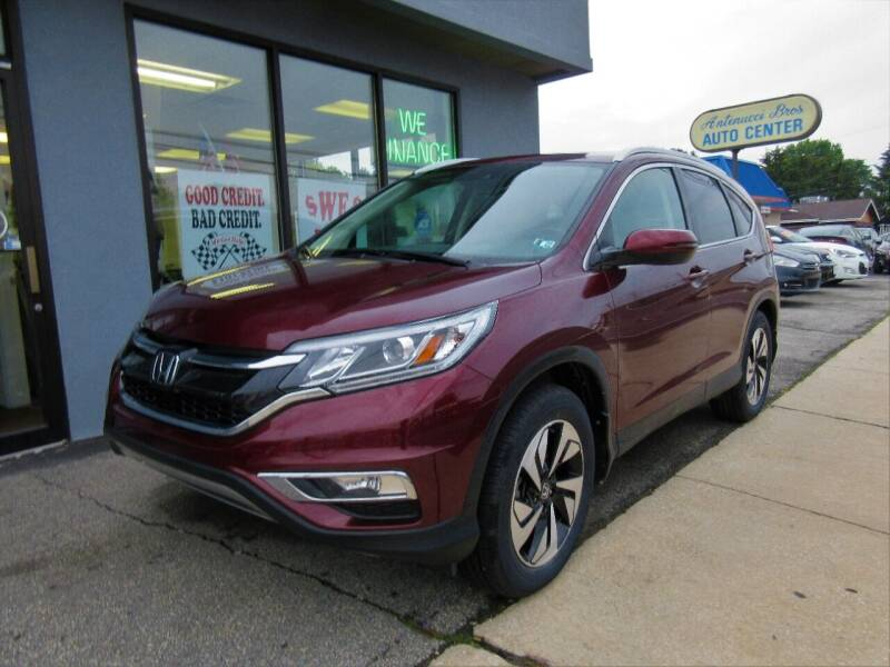2016 Honda CR-V for sale at New Concept Auto Exchange in Glenolden PA