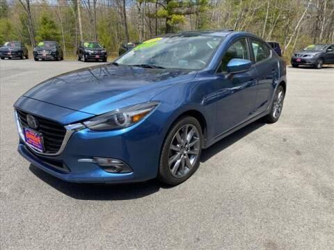 2018 Mazda MAZDA3 for sale at North Berwick Auto Center in Berwick ME