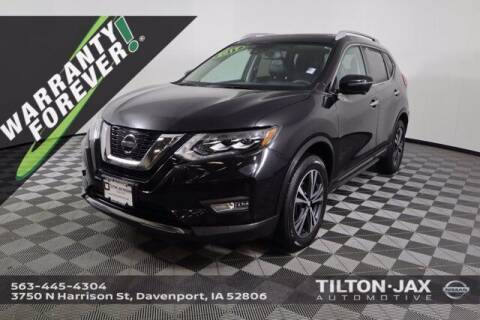 2017 Nissan Rogue for sale at Virtue Motors in Darlington WI