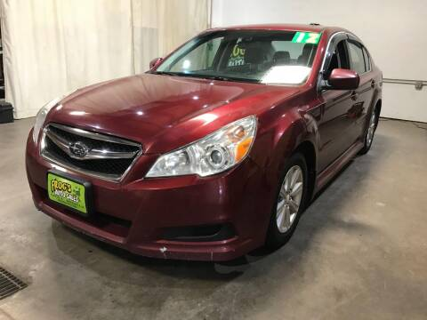 2012 Subaru Legacy for sale at Frogs Auto Sales in Clinton IA