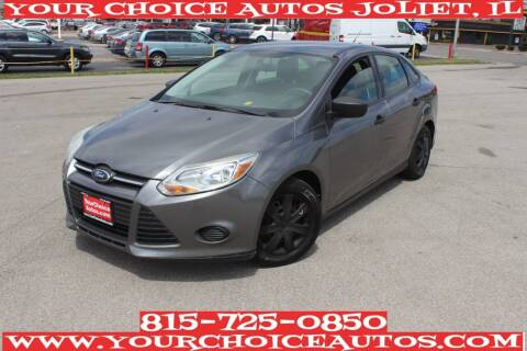 2014 Ford Focus for sale at Your Choice Autos - Joliet in Joliet IL