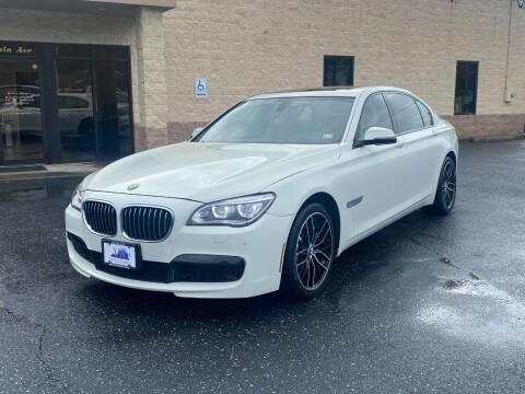 2013 BMW 7 Series for sale at Va Auto Sales in Harrisonburg VA