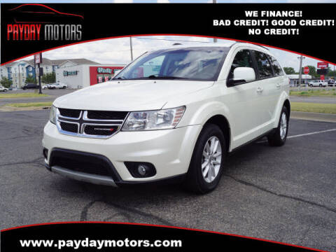 2013 Dodge Journey for sale at Payday Motors in Wichita And Topeka KS