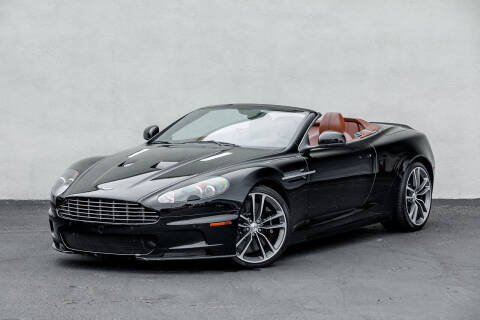2010 Aston Martin DBS for sale at Nuvo Trade in Newport Beach CA