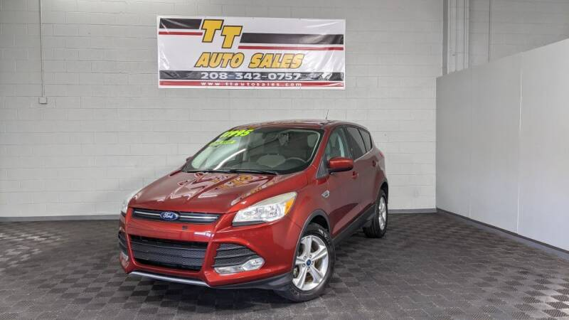2014 Ford Escape for sale at TT Auto Sales LLC. in Boise ID