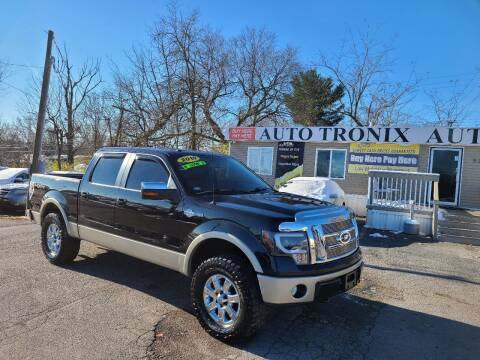 2010 Ford F-150 for sale at Auto Tronix in Lexington KY