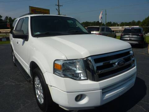 2013 Ford Expedition for sale at Roswell Auto Imports in Austell GA