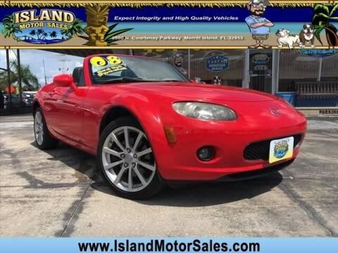 2008 Mazda MX-5 Miata for sale at Island Motor Sales Inc. in Merritt Island FL