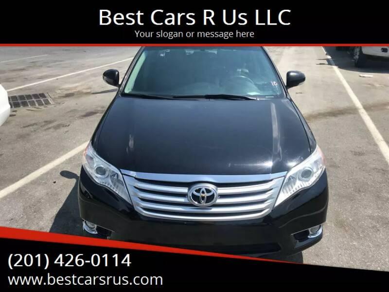 2012 Toyota Avalon for sale at Best Cars R Us LLC in Irvington NJ