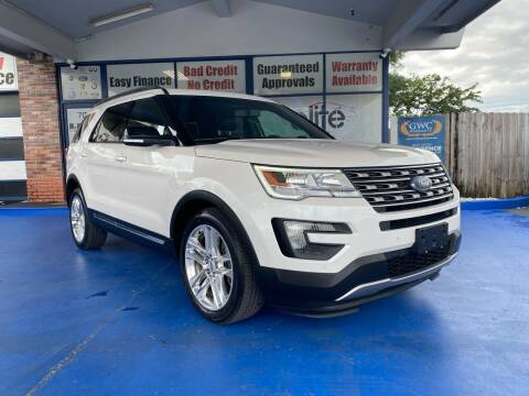 2016 Ford Explorer for sale at ELITE AUTO WORLD in Fort Lauderdale FL