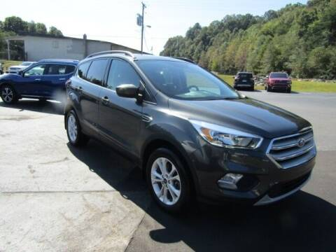 2018 Ford Escape for sale at Specialty Car Company in North Wilkesboro NC