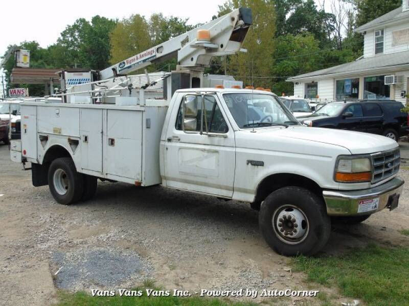 1997 Ford F-450 4X2 2dr Regular Cab - Blauvelt NY