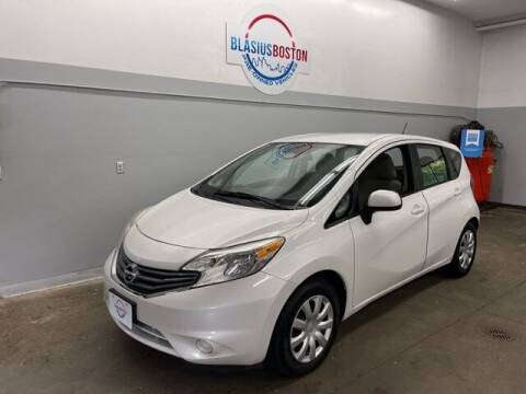 2014 Nissan Versa Note for sale at WCG Enterprises in Holliston MA