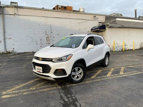 2018 Chevrolet Trax for sale at Santa Motors Inc in Rochester NY